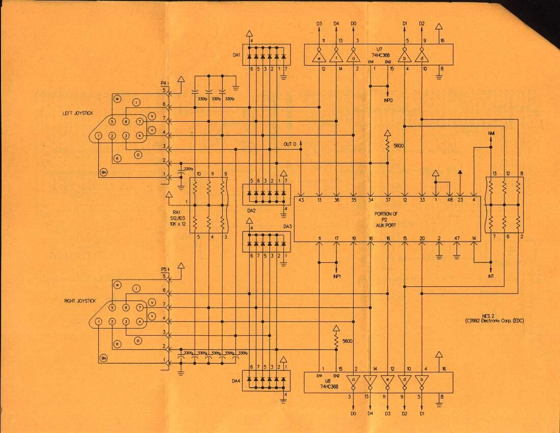 nes wiring diagram wiring diagram advancenes wiring diagram