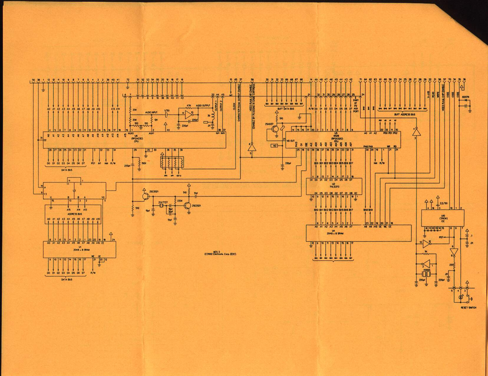 NESHQ - General NES Hardware Information on