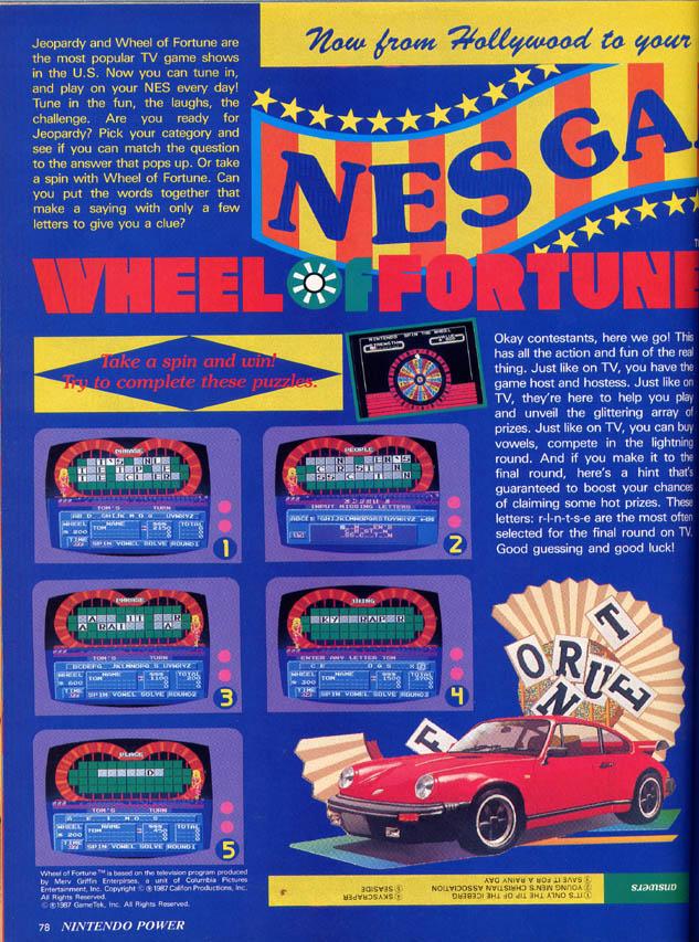 NESHQ Nintendo Power Issue 001
